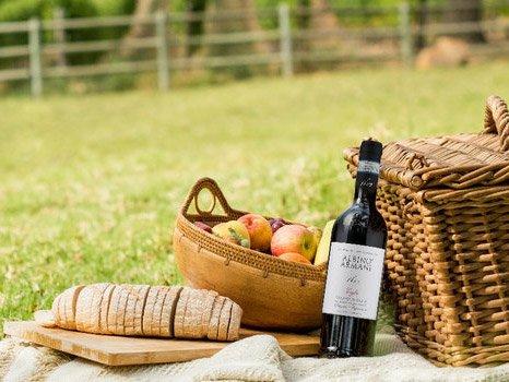 Marano picnic tour in terrazza