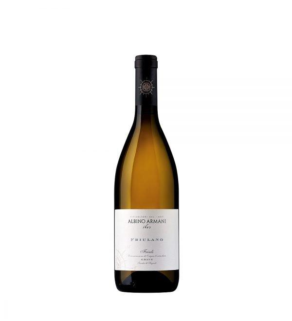 Vino bianco Friulano Albino Armani