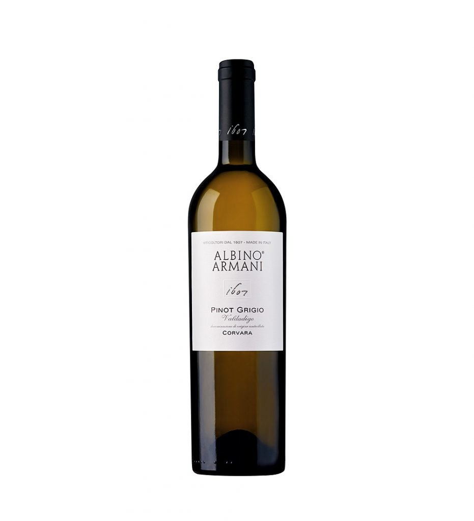 Pinot Grigio Corvara Albino Armani