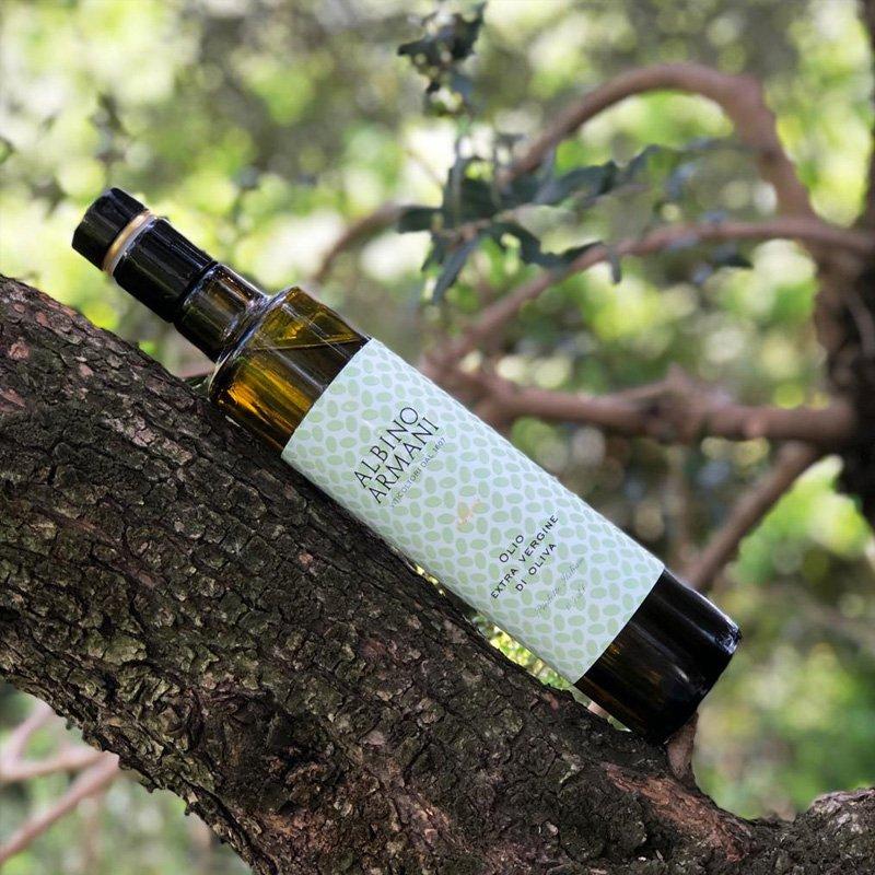 Olio extra vergine di oliva Albino Armani