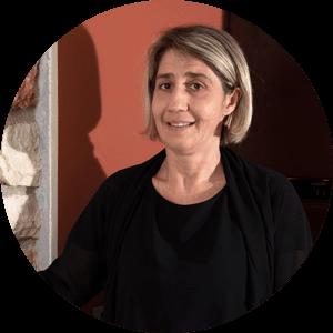 Patrizia Zardini - amministrazione cantina Albino Armani