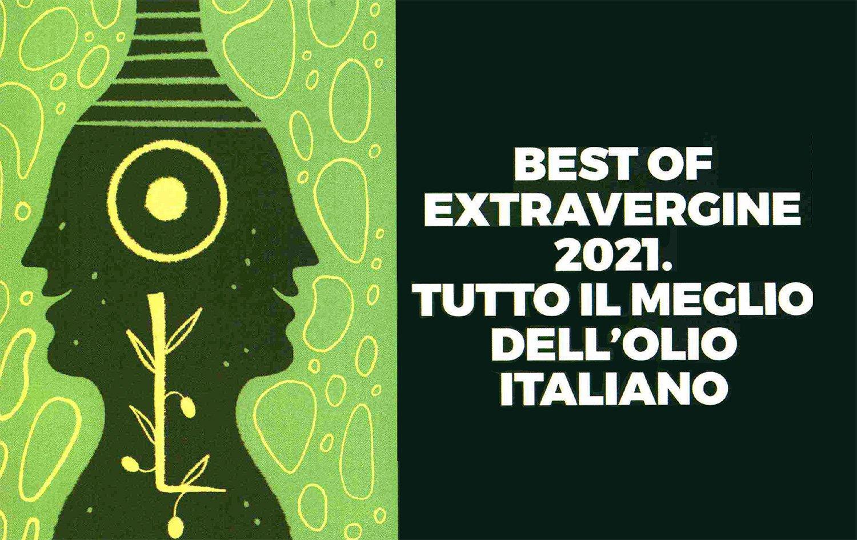 Best of extravergine 2021 Gambero Rosso olio garda dop