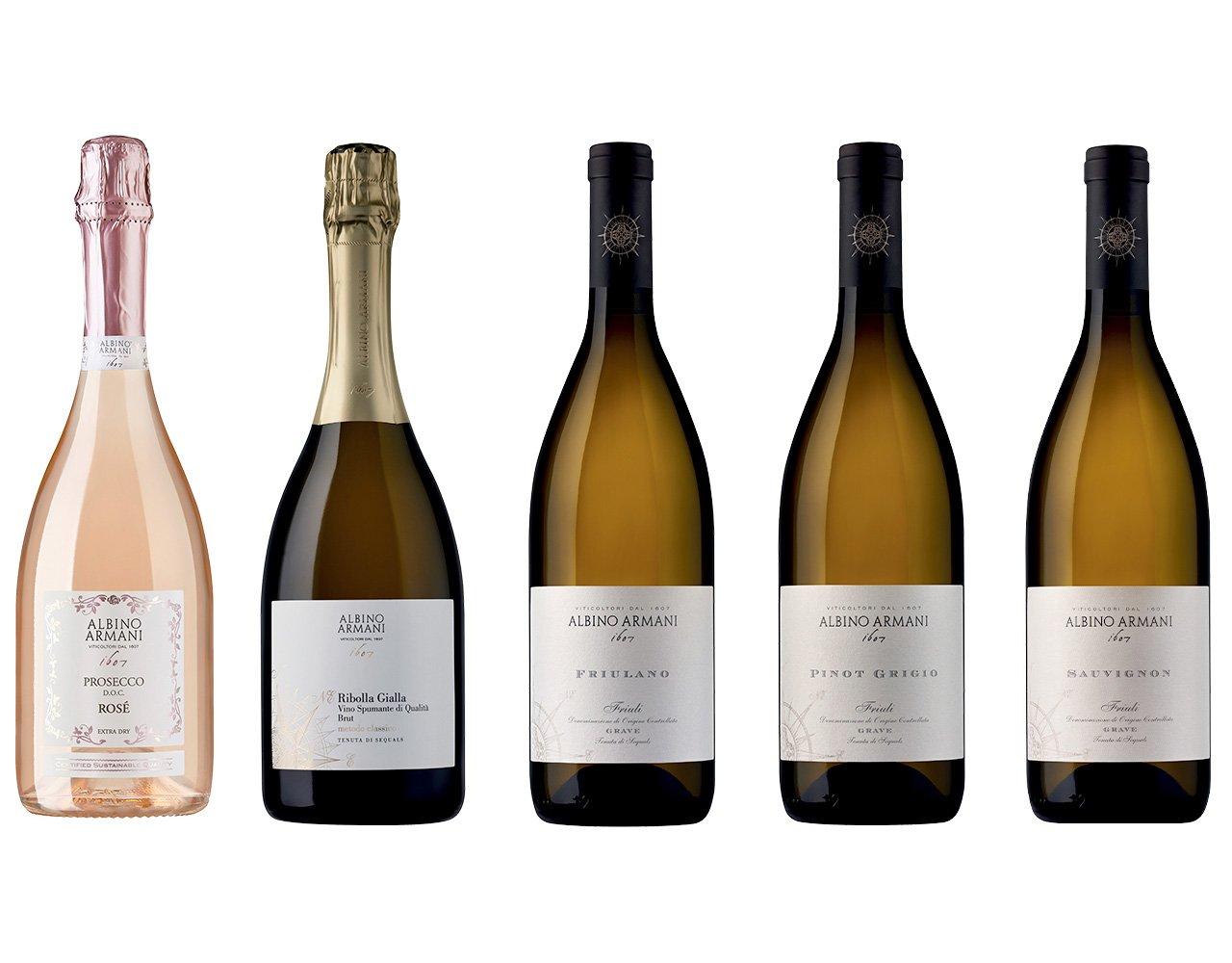 Degustazione vini friulani azienda Albino Armani