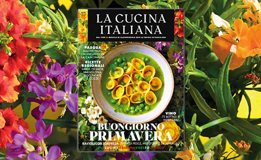 la cucina italiana - amarone albino armani